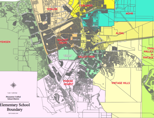 Pleasanton Elementary Schools: State Rankings, Boundary Maps & Calendars